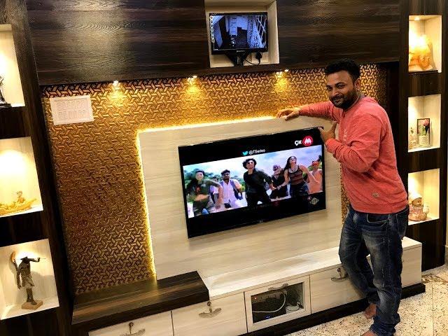 Tv Cabinet Design For Living Room Best Tv Unit Design 2019 Youtube