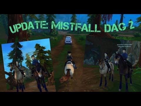 Star Stable: NL- Update Mistfall    (dag 2)