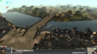 Men of War: Epic Bridge Battle (Part 1)