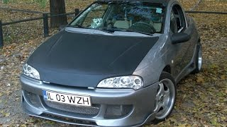 best cars ever 2015 opel tigra start up acceleration and in depth review and test drive
