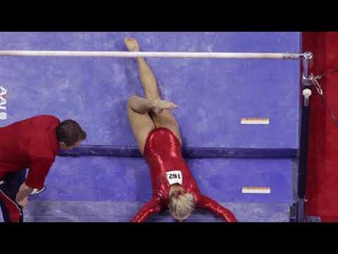 Sassy and Techno gymnastics floor music, listen till the end!