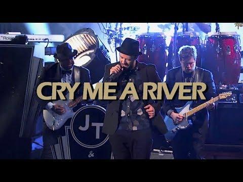 Justin Timberlake - Cry Me A River (Jimmy Kimmel Live) HD