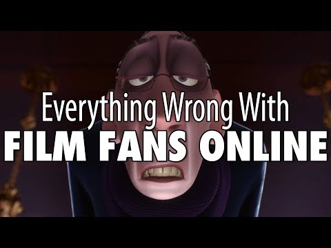 Everything Wrong With Film Fans Online
