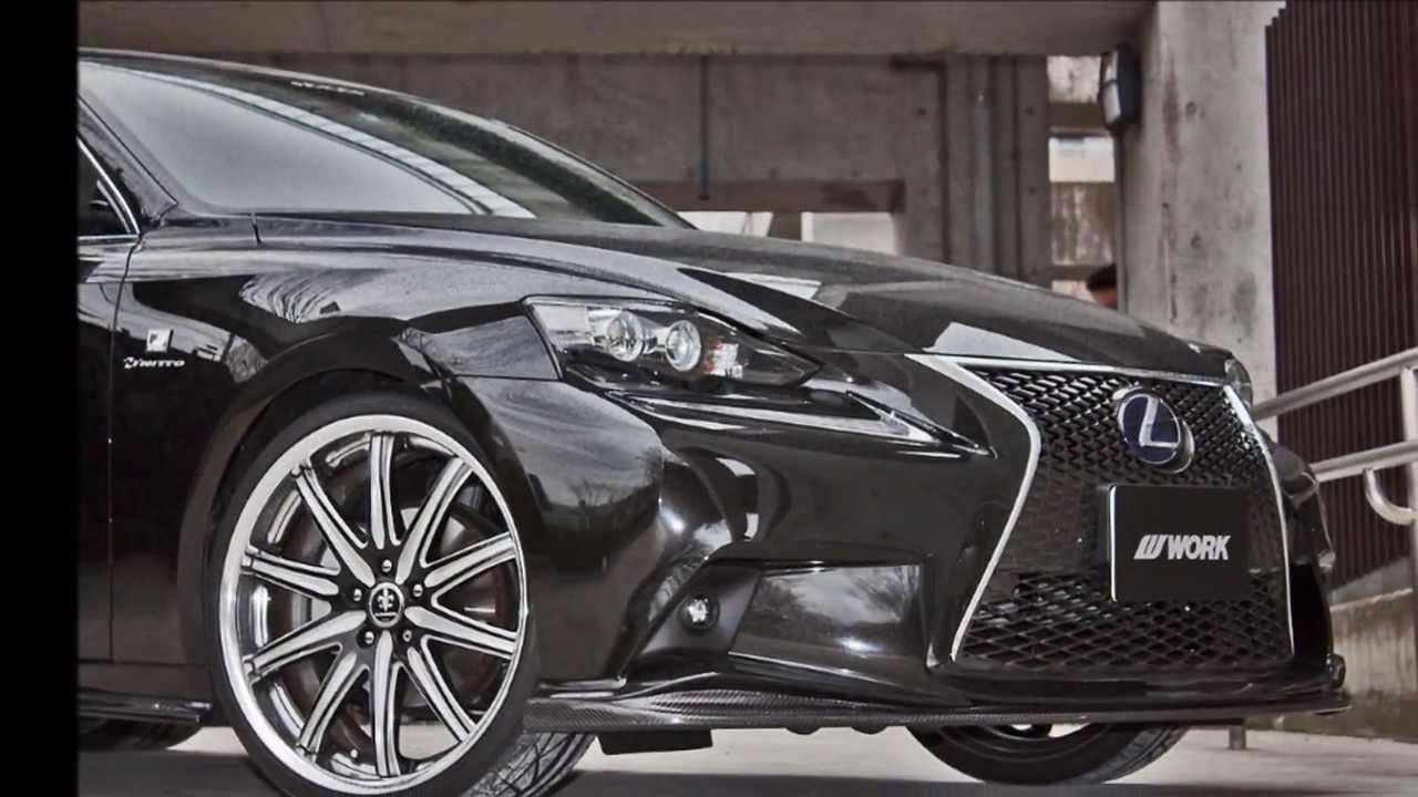 Lexus IS300h F-SPORT | SKIPPER | WORK wheels japan photo ...