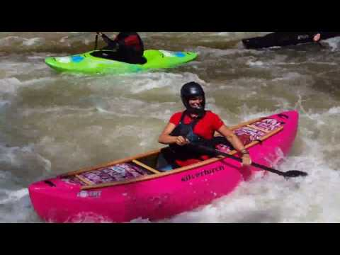 Whitewater Canoeing: Summer of Silverbirch