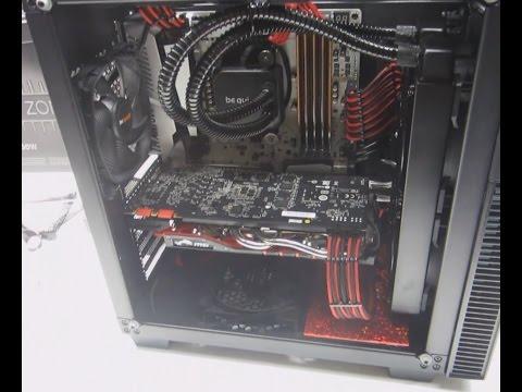 Ryzen PC Zusammenbau
