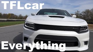 2015 Dodge Charger SRT Hellcat: Everything You Ever Wanted to Know in TFL4K