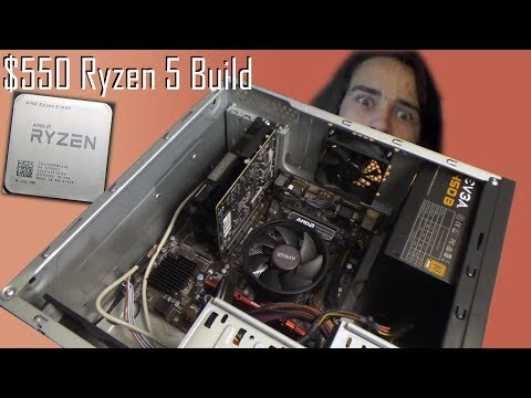 $600 ENTRY LEVEL RYZEN   kind of a build guide