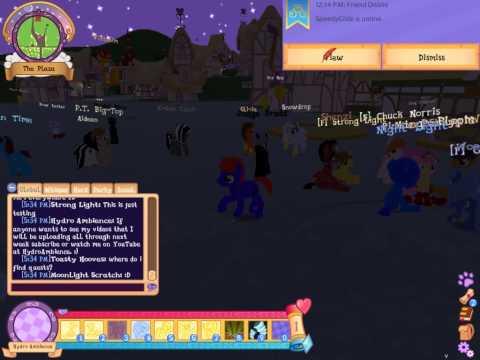 Legends of Equestria Part 5
