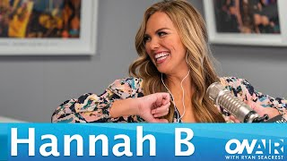 Hannah B Spills about Jed and the Finale | On Air With Ryan Seacrest