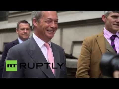 UK: Cameron 'most vocal supporter of Turkey joining EU' - Farage