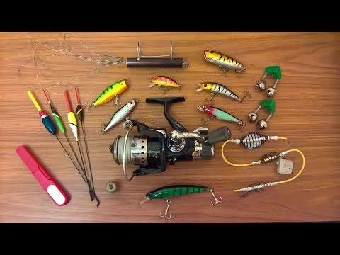 Лайфхаки и самоделки для рыбалки Часть 4
