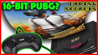Running PUBG on a 16-BIT Console? (Part 1)
