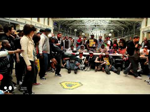 COLI PIEGE VS CRIMINALS CREW - HIPHOP VS KRUMP VOL 2 - BY YZIS PROD WHIT HKEYFILMS