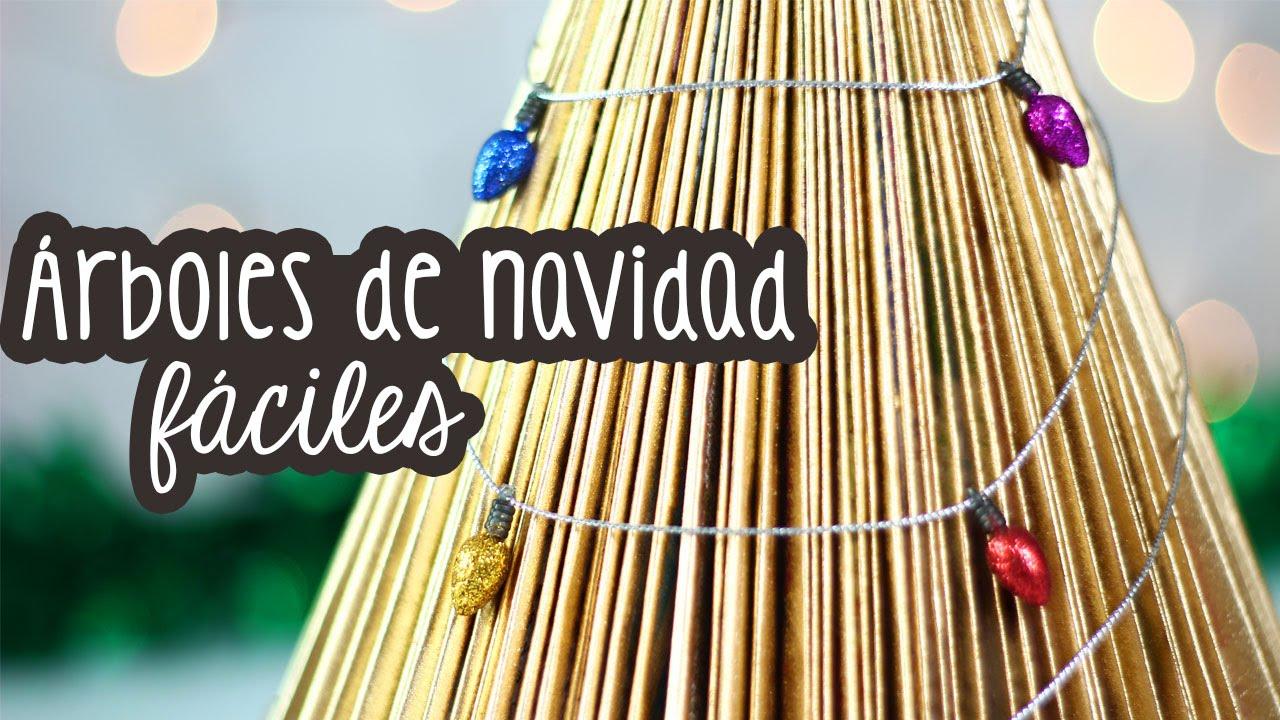 Arboles de navidad f ciles decoraci n de navidad y - Decoracion de arboles de navidad ...