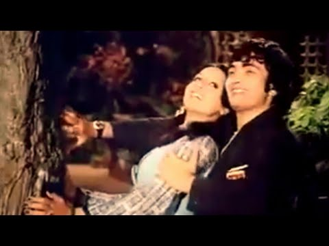 Ek Main Aur Ek Tu Full Video Song | Kishore Kumar, Asha Bhosale