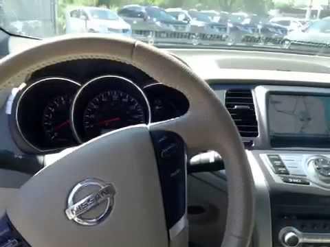 2011 Nissan Murano AWD 4dr SL | Ken Garff Nissan Riverdale