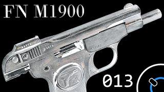 How It Works: Belgian FN 1900