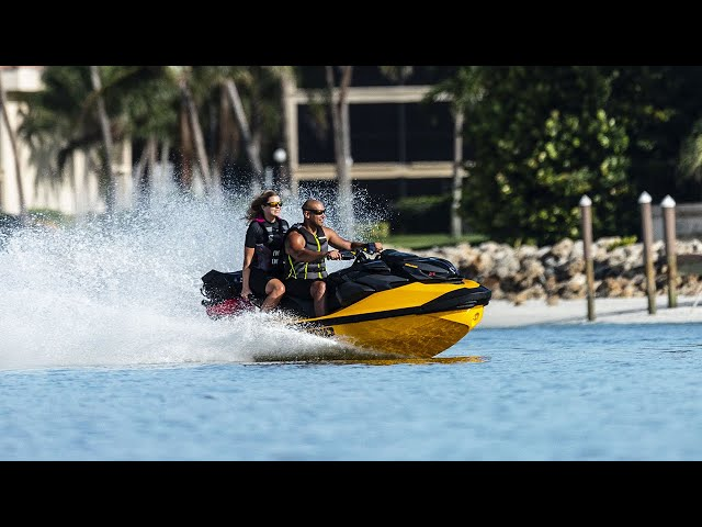 2021 Sea-Doo RXP-X Rider Review