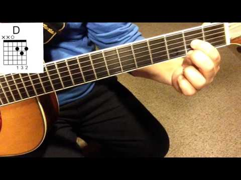 how-to-play-a-d-chord-on-guitar--beginner-step-by-step-lesson-5