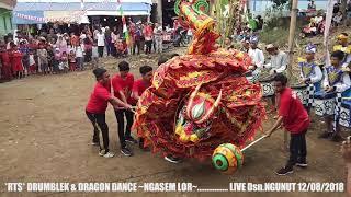 RTS ~ DRUMBLEK & DRAGON DANCE  NGASEM LOR