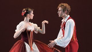 William Tell pas de deux: Connie Vowles & Giorgio Garrett | English National Ballet