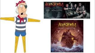 Alestorm-Wooden Leg