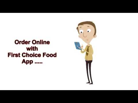 First Choice Food -order your food online