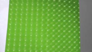Тюнинг телефона, ноутбука, авто. Пленка z0041 4D CAT EYES салатового цвета