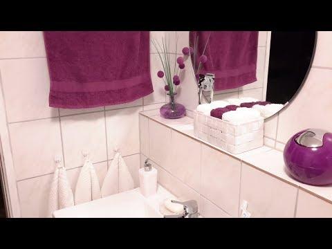 Как красиво обставить ванную комнату