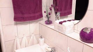 видео Функциональная и стильная мебель для ванной комнаты