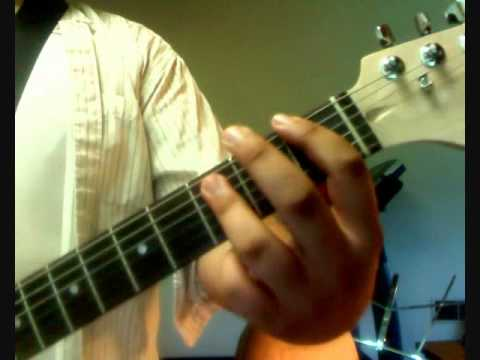 How To Play Glycerine By Bush On Guitar Youtube