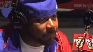GHOSTFACE SPEAKS ON THE CHRIS BROWN AND RIHANNA SITUATION