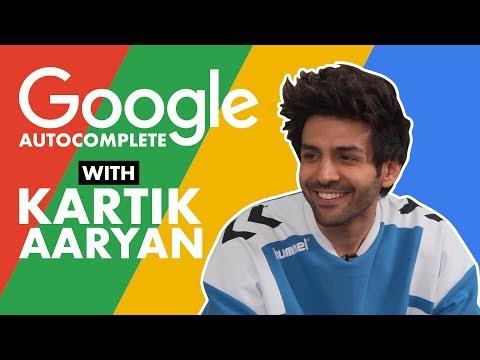 Google Autocomplete With Kartik Aaryan   CineBlitz