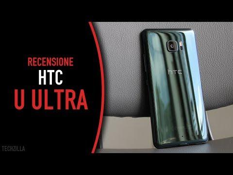 UN CLASSICO PHABLET RéTRO! - Recensione HTC U Ultra