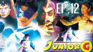 Junior G Ep. 12 | Kids Fantasy Serial | Superhero Tv Serial For Kids