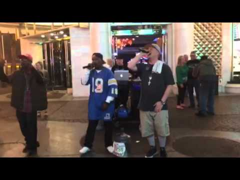 Street HipHop artist Las Vegas