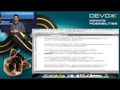 Raspberry Pi with Java 8