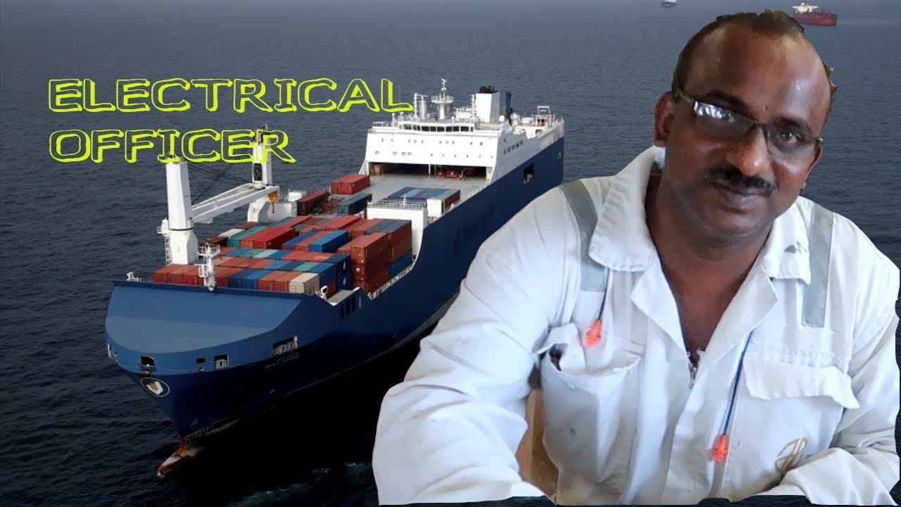 LIFE OF ELECTRICAL OFFICER IN A SHIP | BATTI SAHAB | E T O