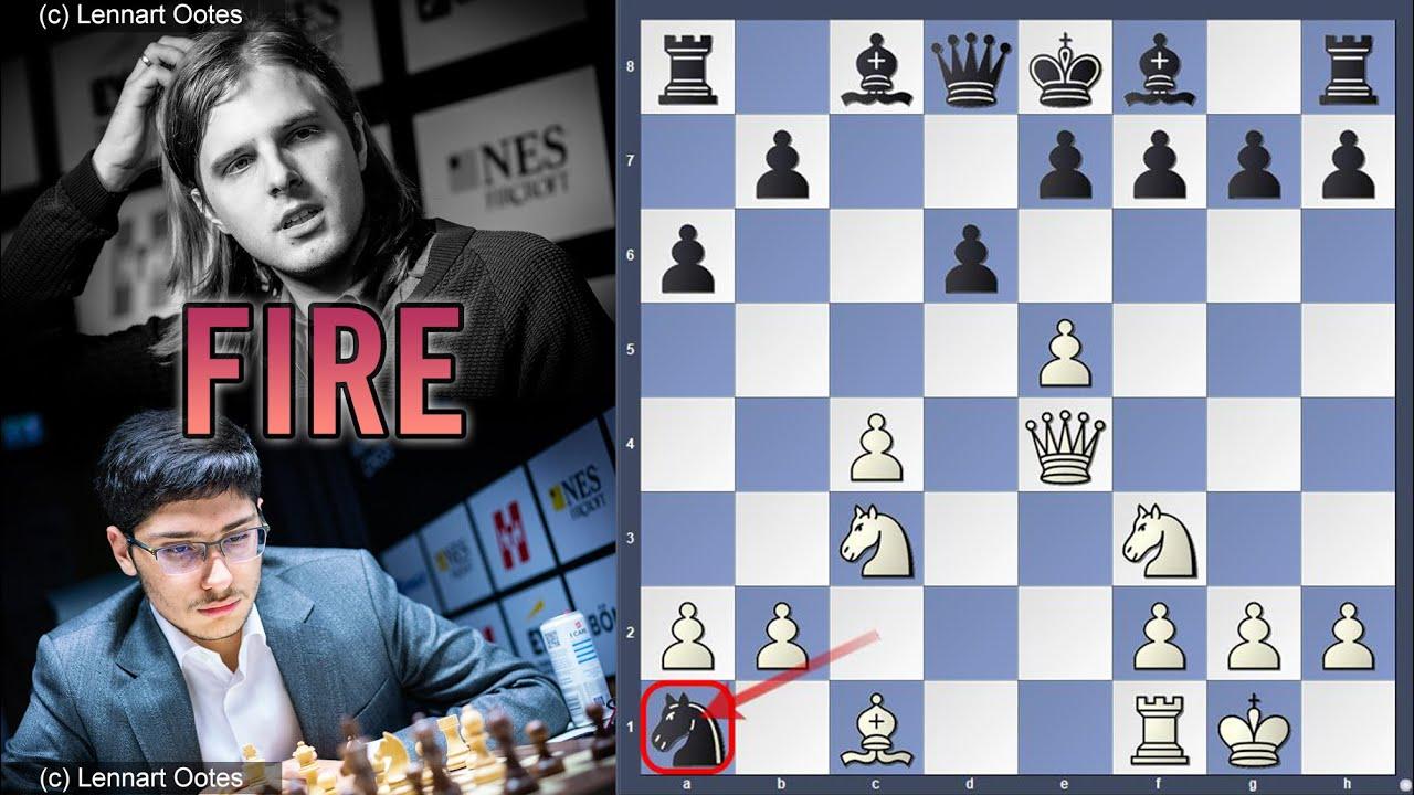 Download FIRE 🔥 | Alireza Firouzja vs Richard Rapport | Norway Chess 2021