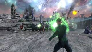 Green Lantern: Rise of the Manhunters - Official Gameplay Trailer