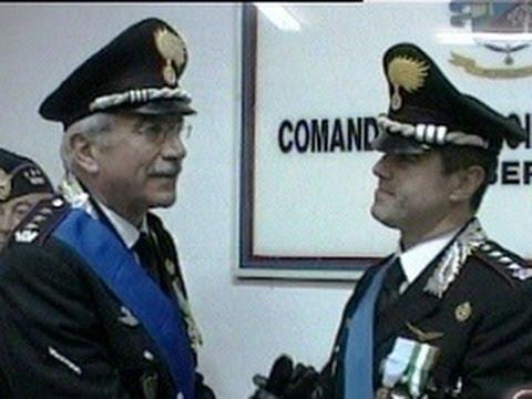 Caserta - Carabinieri, cambio al vertice (15.10.12)