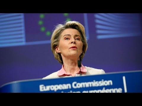 Brexit Deal Reached: We Can Finally Put Brexit Behind Us, Says EU's Von der Leyen