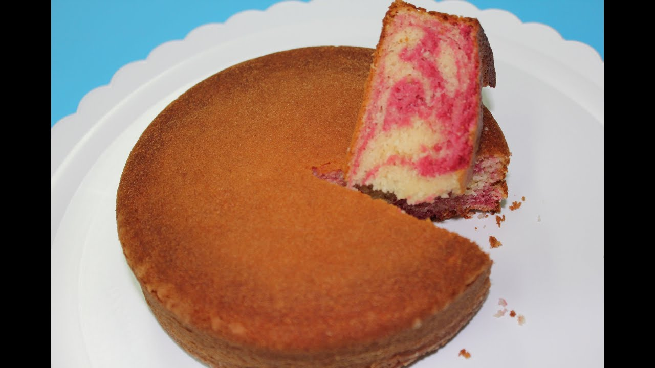 Cake Zebra Receta