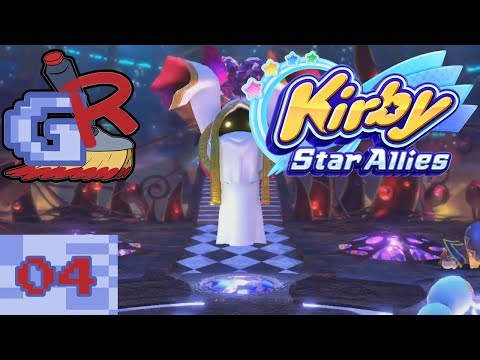 Andy || Kirby Star Allies (Part 4)