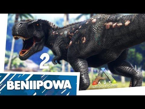 BEJÁROM A SZIGETET! | Ark Survival Evolved | #2 ( SZÜLINAPOZUNK! )