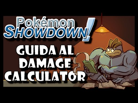 Showdown Calc
