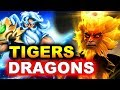 TIGERS vs DRAGONS - KING'S CUP 2 SEA DOTA 2