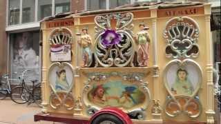 Street Organ Amsterdam