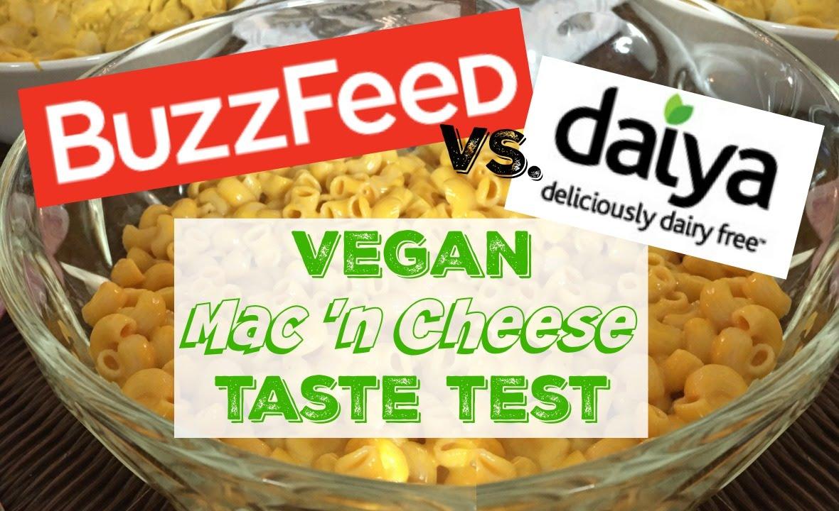 buzzfeed mac n cheese vegan